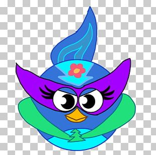 Angry Birds Space Petunia Art PNG