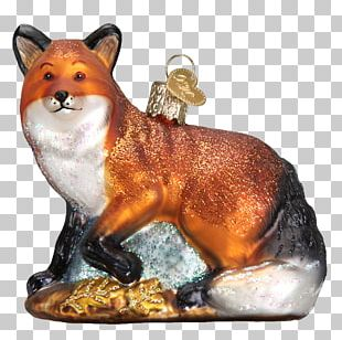 Red Fox Christmas Day Christmas Ornament Christmas Tree Christmas Decoration PNG