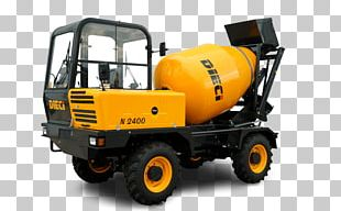 Betongbil Cement Mixers Architectural Engineering Concrete Machine PNG