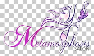 Beauty Parlour Logo Hairdresser Hair Care PNG