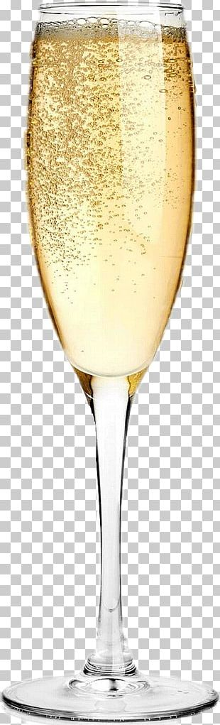 Champagne Cocktail Wine Glass Sparkling Wine PNG