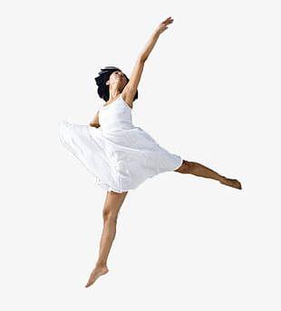 Dancing Beauty PNG