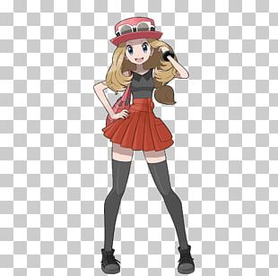 Pokémon X And Y Serena Ash Ketchum Pokémon GO Pikachu PNG