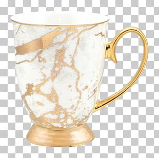 Coffee Cup Mug Teacup White PNG
