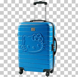 Suitcase Samsonite Bag Trolley Travel PNG