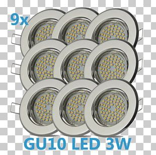 Light-emitting Diode Mains Electricity LED Lamp Recessed Light PNG