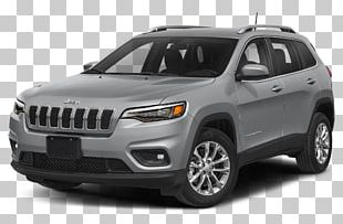2018 Jeep Cherokee Sport Utility Vehicle Car Chrysler PNG