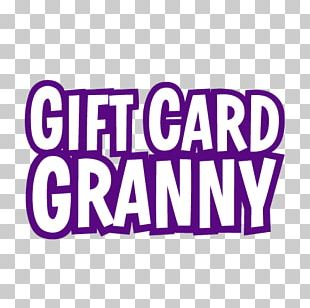 Gift Card Granny Discounts And Allowances Pittsburgh PNG
