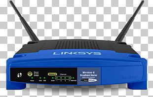 Linksys WRT54G Series Router DD-WRT Tomato PNG, Clipart