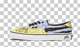 Skate Shoe Sneakers Vans Slip-on Shoe PNG