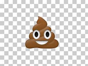 Pile Of Poo Emoji Feces IPhone Text Messaging PNG