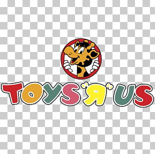 "Toys ""R"" Us T-shirt Logo Toy Shop Brand PNG"