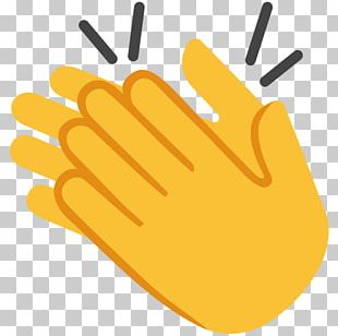 Clapping Hand Emoji Noto Fonts Applause PNG