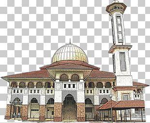 Ramadan Mosque Muslim Islam Eid Al-Fitr PNG