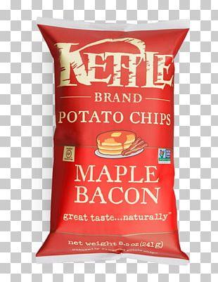 Bacon Kettle Foods Potato Chip Flavor Salt PNG