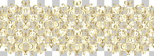 Gold Chemical Element PNG