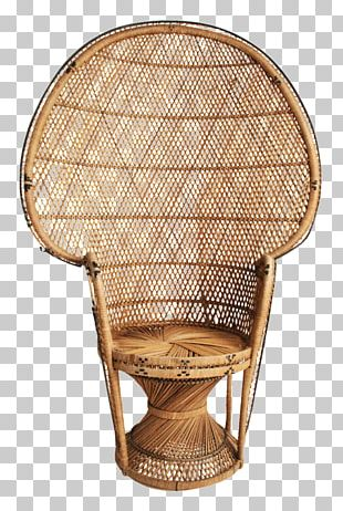Table Chairish Wicker Sitting PNG