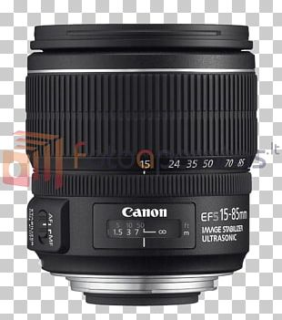 Canon EF-S 15–85mm Lens Canon EF-S Lens Mount Canon EF Lens Mount Canon EOS Canon EF-S 15-85mm F/3.5-5.6 IS USM PNG