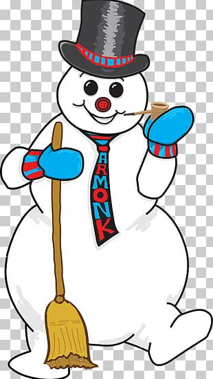 Armonk Frosty The Snowman PNG