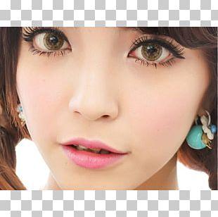 Contact Lenses Eyelash Extensions Eye Liner PNG