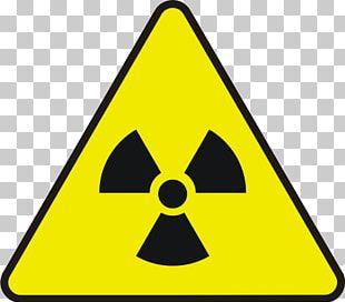 Biological Hazard Radiation Hazard Symbol Radioactive Decay PNG