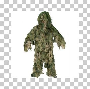 Ghillie Suits Military Camouflage Clothing Gillie PNG
