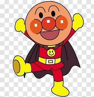 Japan Anpanman One Punch Man Anime Manga PNG