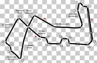 Marina Bay Street Circuit Singapore Grand Prix 2018 FIA Formula One World Championship Bahrain International Circuit Baku City Circuit PNG
