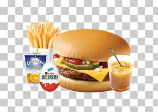 Hamburger Veggie Burger Fast Food Cheeseburger Breakfast Sandwich PNG