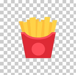 McDonalds French Fries Popcorn PNG