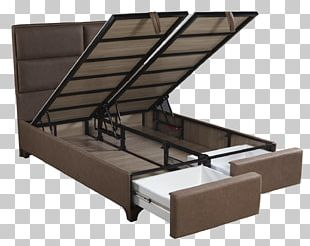 Bed Frame Couch Comfort Deckchair PNG