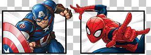 Superhero Action & Toy Figures Marvel Comics Book Mask PNG