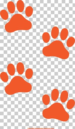 Cat Tiger Dog Paw PNG