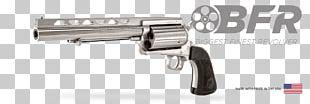 Gun Barrel .500 S&W Magnum Magnum Research BFR Revolver PNG
