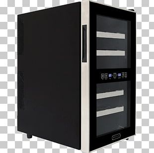 Whynter 21 Bottle Dual Temperature Zone Touch Control Freestanding Wine Cooler Computer Cases & Housings Caviss Cave De Service SN238KBE4 PNG