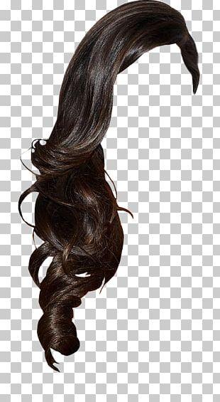 Long Hair Lace Wig Hair Coloring PNG