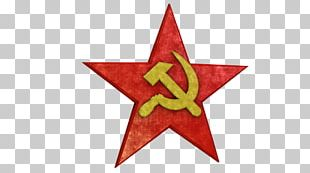 Flag Of The Soviet Union Communism Communist Symbolism Hammer And Sickle PNG