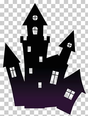 Haunted House Haunted Attraction Halloween PNG