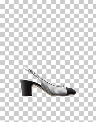 Heel Sandal Shoe PNG