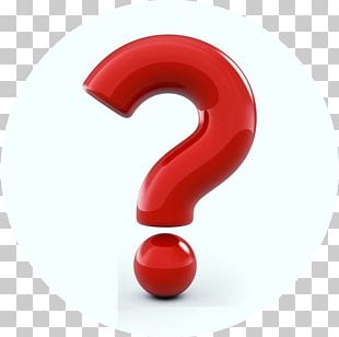 Question Mark 3D Computer Graphics Stock Photography PNG