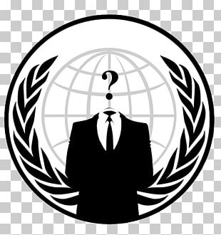 Anonymous Security Hacker Hacktivism PNG