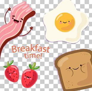 Full Breakfast Bacon PNG