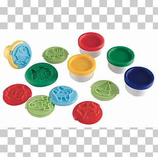 Toy Early Learning Centre Play-Doh Rubber Stamp Game PNG