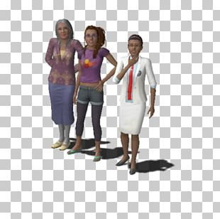 The Sims 3: University Life Family Video Game PNG