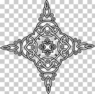 Geometry Line Art Ornament Symmetry PNG