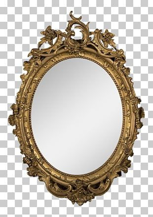 Old Fashioned Frames Stock Photography Mirror Antique PNG