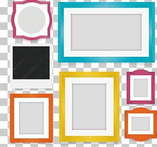 Frame Film Frame Flat Design PNG