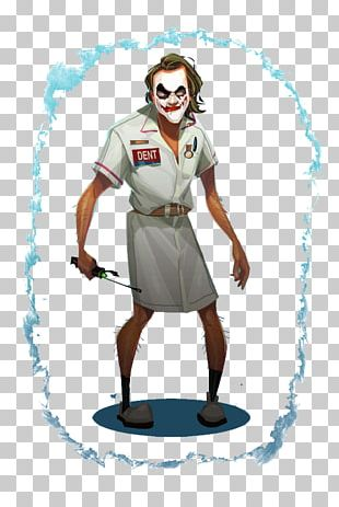 Joker Villain Clown PNG