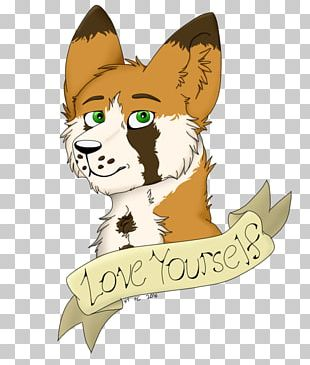 Whiskers Red Fox Cat Dog Breed PNG