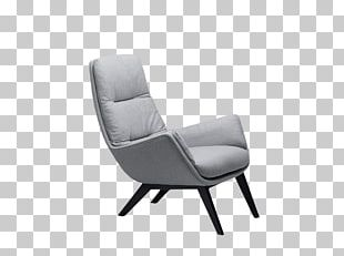Wing Chair Fauteuil Couch Furniture PNG